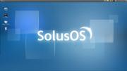 Desktop SolusOS 2 Alpha 6