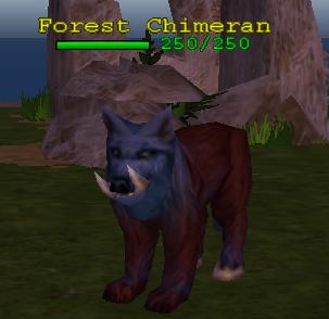 Monster Forestchimeran