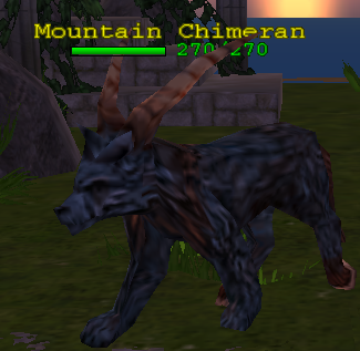 Monster Mountainchimeran
