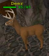 Creature Deer