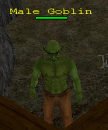Monster goblin