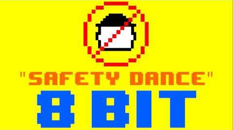 Safety Dance (8 Bit Remix Cover Version) Tribute to Men Without Hats - 8 Bit Universe
