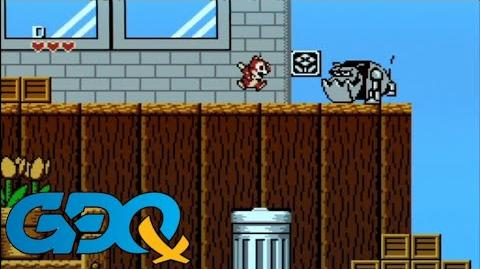 Chip 'N Dale Rescue Rangers by philosoraptor42 in - GDQx2018