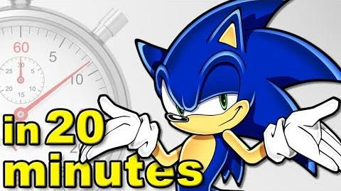 The History of Sonic The Hedgehog (ft Jimmy Whetzel) A Brief History