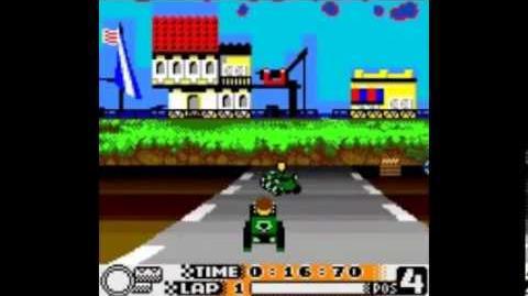 RVG 6 Lego Racers - GBC