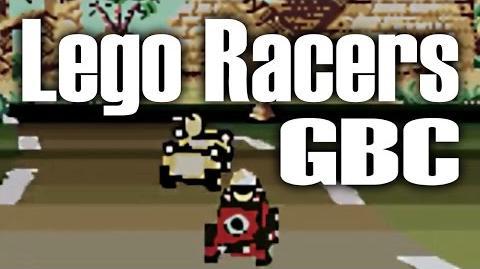 Lego Racers GBC (Full Video)