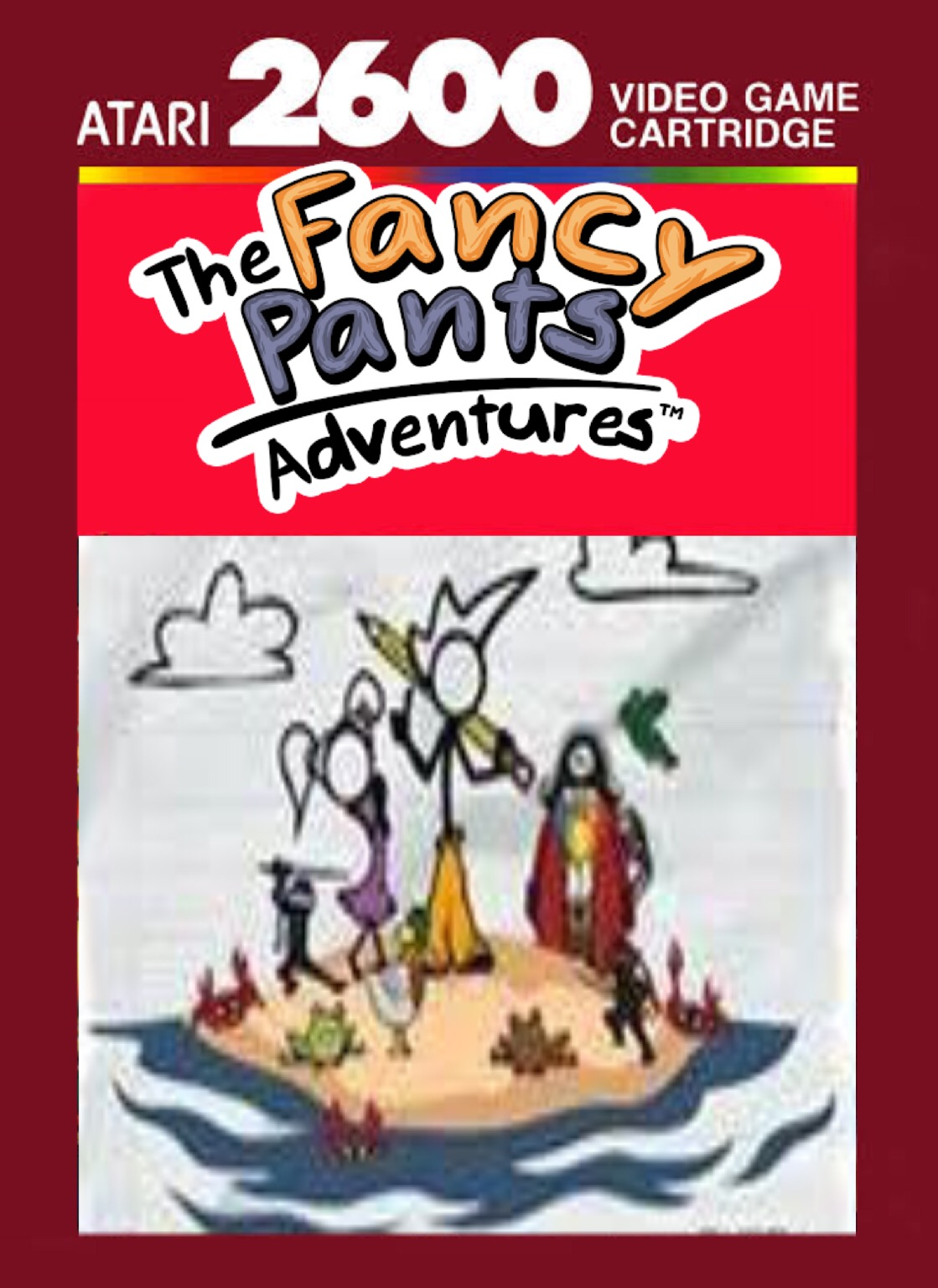 The Fancy Pants Adventures (Atari 2600) | Other 2 Wiki