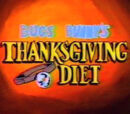 Bugs Bunny's Thanksgiving Diet