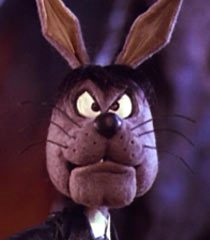 Image result for Peter Cottontail bad guy