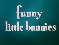 Ss-funnybunnies