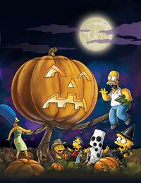 Simpson Halloween