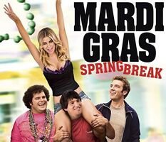 Marty Grass Spring Break