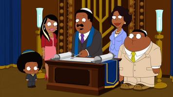 The Cleveland Show Yom Kippur