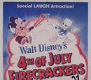 Walt Disney's 4th of July Firecrackers