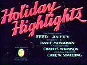 HolidayHighlights