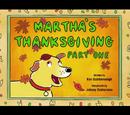 Martha's Thanksgiving