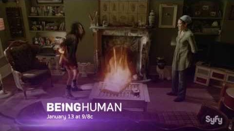 Syfy's All New Mondays Lost Girl, Being Human and Bitten
