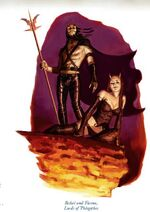 Belial and Fierna