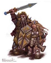 4e dwarves