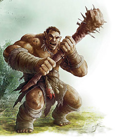 Hill giant - Jason Engle
