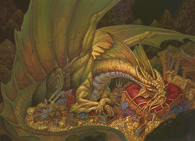 File:Gold dragon - Chris Seaman.jpg