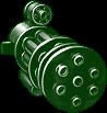 Gun Super Perforator 300 Green
