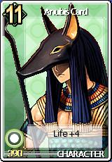 Card Anubis Card