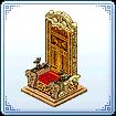 Mycamp Pharaoh Throne
