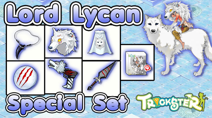 Lord Lycan Set