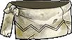 Ring Gray Ash Loincloth