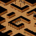 Minimap Pyramid Dungeon 5 - Hall of Love Affair