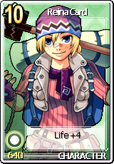 Card Reina Card