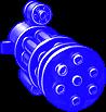 Gun Super Perforator 300 Blue