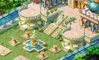 Minimap Garden of Skill Master
