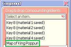 Map of King Poppuri Compounding