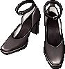 Fashion Black High-heels