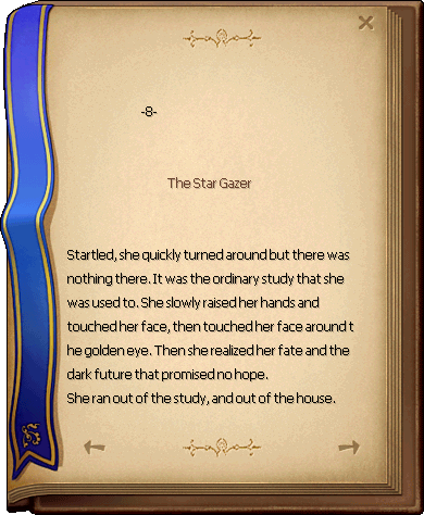 Story of the Star Gazer Girl 8 1