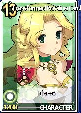 Card Transformed Rosaline Card