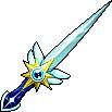 Weapon Moon Night Sword