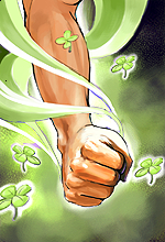 Skill Lucky Fist Big