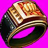 Ring Sign of Fighting Spirit