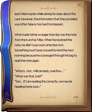 Card Hunter's Diary 4