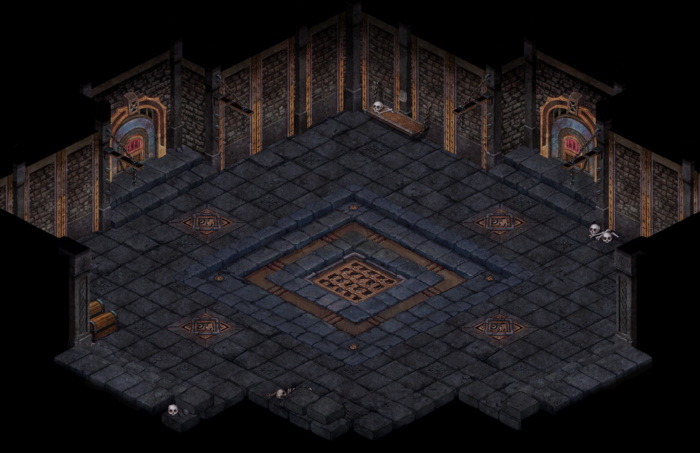 Map Tartarus Cage Boss