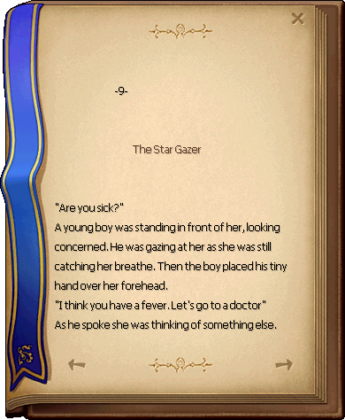 Story of the Star Gazer Girl 9 1