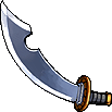 Weapon Falchion