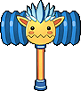 Weapon Tenterpaws' Squeaky Hammer