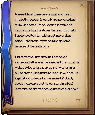 Card Hunter's Diary 2