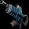 Gun Blue Seal Gun