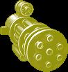 Gun Super Perforator 300 Yellow