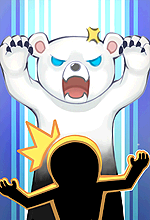 Skill Bear Attack Big